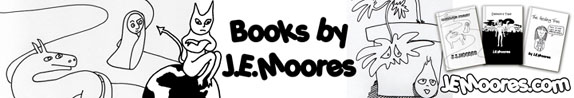 Books by J.E.Moores