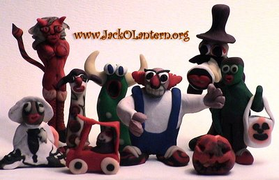 Toys for JackOLantern.ORG